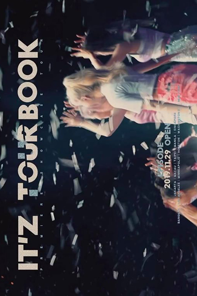 ITZY IT'z TOURBOOK